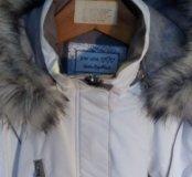 Пальто зимнее 3XXXL