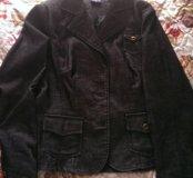 Продам вельветовый пиджак новый