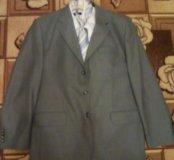 Костюм+рубашка+галстук