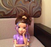 Голова куклы -модели