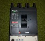 Выключатель автоматический NSX400F lv432676