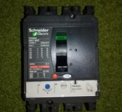 Автоматический выключатель NSX160F LV430630