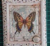 Текстильные Обложки на паспорт ( ручная работа)