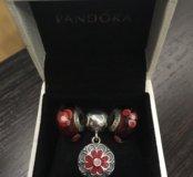 Набор шармов Pandora. Оригинал