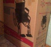 Новая инвалидная коояска