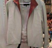 Куртка осенняя и весенняя