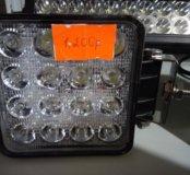 Фара LED на авто 48ватт
