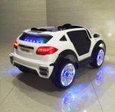Электромобиль для юнцов