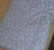 Одеяло детское силиконизированное волокно