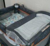 Кровать три в одном Chicco vega