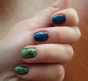 Маникюр, покрытие ногтей шилак