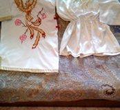 Одежда на девочкк