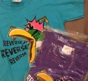 Детские футболки Энгри Берд Реверс