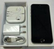 Смартфон Apple iPhone 5S 16 Gb Space Gray