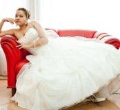Свадебное платье эксклюзив
