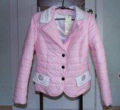 Куртка женская легкая тёплая