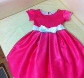 Платье для праздника до 10 лет