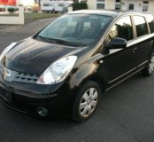 Запчасти Nissan Note