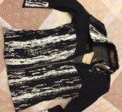 Новая блуза с корсетом