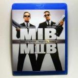 Люди в черном 1 и 2 Blu-ray, Man in Black I, II