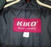 Зимняя куртка фирма KIKO