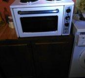 продам плиту электрическую с духовкой