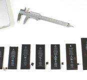 Аккумулятор iPhone 4/4s/5c/5s/5/6/6plus