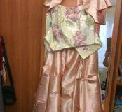 Вечернее платье очень красивое р 46-48
