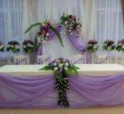 Свадебные украшения для зала и машины