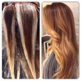 Стрижки и окрашивания , наращивание волос