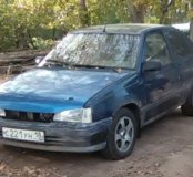 Opel kadett, 1991г