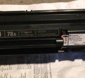 Продам заправленный катридж HP LaserJet CE278A