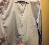 Мужская рубашка Alfred Muller