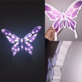 Светильник ночник звезда шар и бабочка