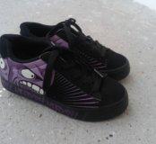 Heelys ( кроссовки с колесами ) 33 размер