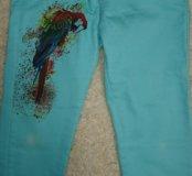 Красивые джинсы со стразами