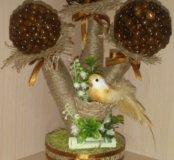 Топиарии. Кофейное дерево