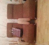 Диван и кресло 2