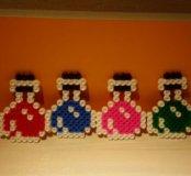 Бутылочки из под зелей(1шт)