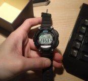 Электронные часы Casio Bluetooth STB-100