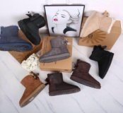 Угги UGG Bailey Bow Mini