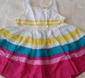 Платьеце, 80 размер