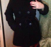 Зимнее Пальто драповое