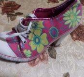 Ботинки на коблуках