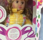 Куклы простые и интерактивные