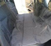 Автогамак для собак в машину