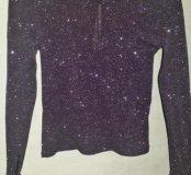 Блузка Naf-Naf + новогодняя скидка и подарок