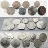 Бангладеш. 8 монет