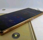 Sony M5 Aqua Dual (E5633), Gold, LTE