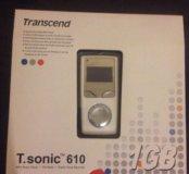 МР3-плеер Transcend T.sonic 610 1 Gb